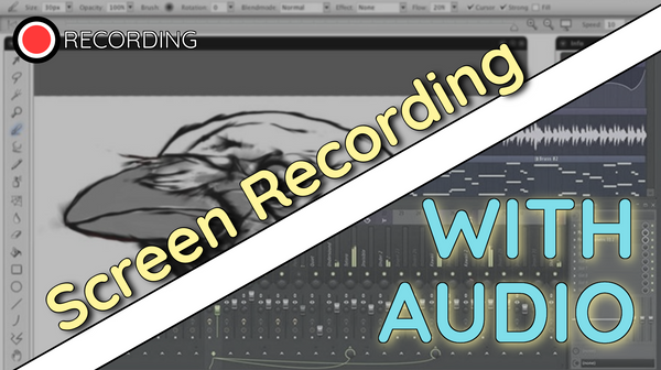 How to Record Your Screen with Audio Included