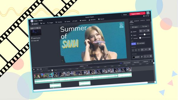 How to Make a Mashup Video Online